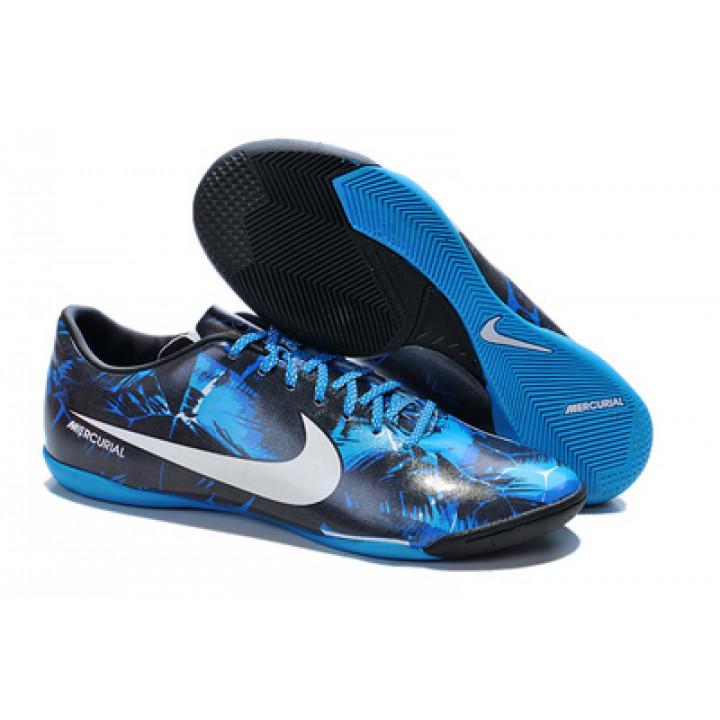 Футзалки Nike mercurial, литая  подошва